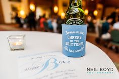 Wedding guest favors.  Neil Boyd Photography.  Raleigh, NC wedding photographer.
