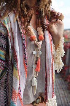 Mytenida HOUSE OF BOHEMIAN. Boho chic bohemian boho style hippy hippie chic bohème vibe gypsy fashion indie folk outfit