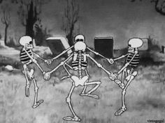 gif caveiras dançando - Pesquisa Google