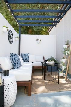 A Small Patio Makeover - The Design Souk, worksheet worksheet for kids worksheet student Ikea Outdoor, Outdoor Living, Outdoor Rooms, Small Patio Spaces, Small Patio Design, Small Patio Ideas Townhouse, Diy Patio, Budget Patio, Patio Table