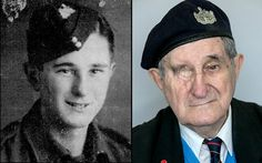 Normandy veteran Frank Rosier. FRANK ROSIER, 88 Also only aged 18 at the time, Frank Rosier was a private serving in 2nd Bn. Landed 2nd wave on Gold Beach,  D-Day. His unit, part of 56th Independent Brigade, which was attached to 50th Division for D-Day (and was later attached to 7th Armoured Division) was tasked with taking Bayeux. He served in the intensive infantry fighting during the Battle of Normandy, and after nearly three months he was wounded by a mortar losing his eye near Le…
