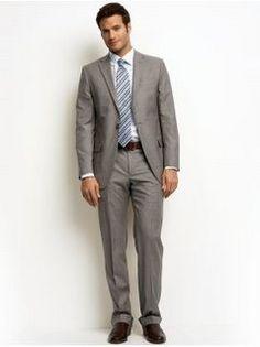 Grooming the Groom - Weddingbee Professional Dress For Men, Mens Business Professional, Art Van, Business Formal, Wedding Attire, Groom, Suit Jacket, Jackets, Fashion