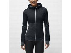 Nike Sphere Full-Zip Women's Running Jacket - I think I'm in love... Going on the wish list...