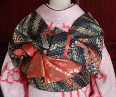 イメージ 2 Traditional Fashion, Traditional Dresses, Yukata, Plaid Scarf, Kimono Top, Sari, Japan, My Style, Womens Fashion