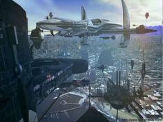 Stargate Asgard Ship Jack O'Neil