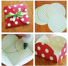 Easy wrapping box