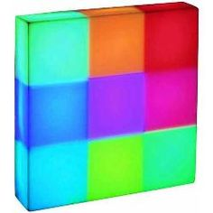 Lite Source LED Rubik Table Lamp LS-21680