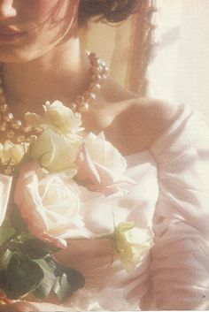 """Pearls never forgotten on the """"big day""""."""