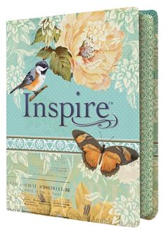 Inspire Bible NLT: The Bible for Creative Journaling: Tyndale, Christian Art: 9781496413734: Amazon.com: Books