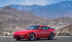 The Porsche 944 Turbo was the pinnacle of 944 development, which itself had started with an ill-fated agreement between Porsche, VW and Audi to co-develop