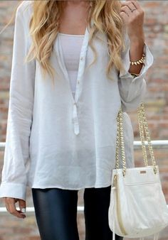 Simple & Chic.