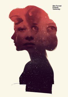 She Turned Forever Yesterday - poster