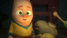 """CGI Animated Short Film HD: """"The Hungry Buddhists Short Film"""" by Yunhao ..."""