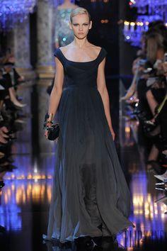 Elie Saab Autunno-Inverno 2014-2015 - Alta moda - http://it.flip-zone.com/fashion/couture-1/fashion-houses/elie-saab-4809 - ©PixelFormula