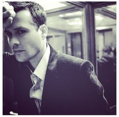 Gabriel Macht as Harvey from Suits