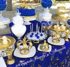 Royal Blue And Gold Wedding Inspiration Board Mommy S Wedding