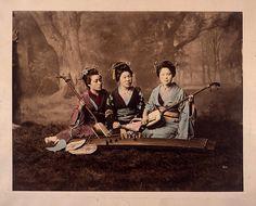 Koto & shamisen