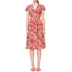 Rebecca Taylor Cherry Blossom Short-Sleeve Dress    https://www.evachic.com/product/rebecca-taylor-cherry-blossom-short-sleeve-dress/