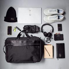 WONDER BAGGAGE ワンダーバゲージ / Activate 3way brief bag アクティベート ブリーフバッグ