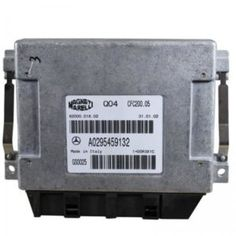 The ECU controls all sensors and solenoids to your engine. Learn the symptoms of a bad Engine Control Unit (ECU) Dodge Ram 4x4, Electronic Control Unit, Ignition Timing, Engine Control Unit, Mechanical Workshop, Ignition System, Free Cars, Mercedes Sprinter, New Engine