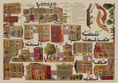 Venice, Il favoloso mondo di carta di Totò