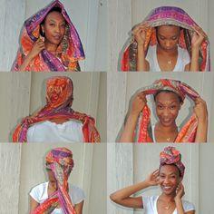 Cultural Appreciation: Head Wrap Fashion & Style   Old World New