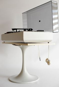 70s HIFI Record Player // COLANI PANTON