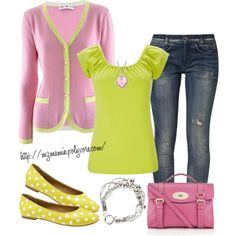 Untitled #502, created by mzmamie on Polyvore