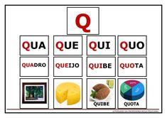 Atividades de Sílabas e palavras para imprimir Portuguese Lessons, Myla, Special Needs, Literacy, Language, Teacher, Games, School, Feliciano
