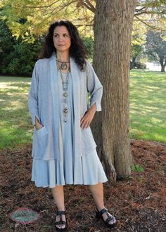 Dairi Of Morocco Daily  Jacket with Pockets, $132.00