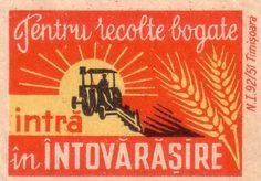 Communist Propaganda, Vintage Travel Posters, Eastern Europe, Retro, Romania, Vintage Designs, Childhood Memories, Creepy, Pictures