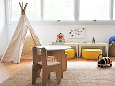 8 traits of a great playroom