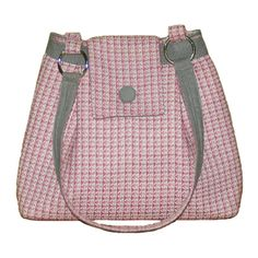Tweed Handbag - Pink #FairTuesdayGifts For my cousin, Katherine. Can a girl have too many accessories? Never! This would be a perfect gift for her!