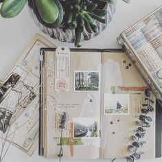 Travel journaling  . #thedailywriting #travelwriter #journalpage #plannernerd #travelerscompany #midori #travelersfactory #travelersnotebook #scrapbook  #leatherjournal #scrapbooking #midori #journallove #plannercommunity #midoritravelersnotebook #vscocam #vsco #papierprojekt #papercraft #instatravel #instax #fujifilmmy #instaxclub #stationerylove #手帐生活 #手帐分享 #手帐好朋友 #手帐控 #手帐打卡 #insta_art #loveforanalogue