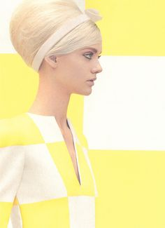 Nastya Kusakina photographed by Steven Meisel for Louis Vuitton S/S 2013 Ad Campaign