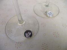 Personalized Photo Wine Charms with Free by dimplesphotojewelry, $20.00