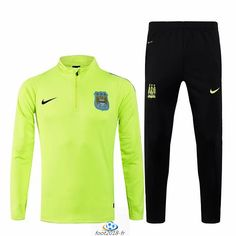 Official Le Nouveau Survetement de foot Manchester City 2016 2017