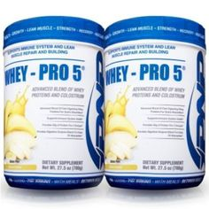 Whey-Pro 5 Twin Pack