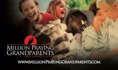 It's not too late to participate in the Million Praying Grandparents Movement.