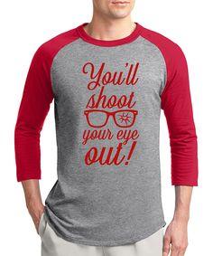 1ec03d0a1e Raglan Tee - Men's Regular. Fur ClothingGrey BodiesBaseball TeesRed SRaglan  TeeMens TeesChristmas HumorSweatshirtsT Shirt