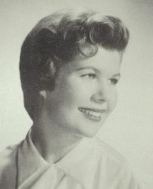 Loretta Swit (November 4, 1937) - click to view 10 more pictures from her 1955 Pope Pius XII Diocesean High School online #yearbook! #MASH #HotLipsHoulihan