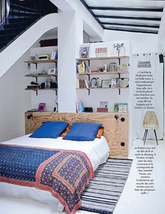 Roseanna interior - Elle magazine - Photo : Julie Ansiau