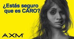 ¿Y quién dijo que era CARO? #AXM el lugar de la familia