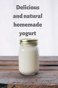 Do you want delicious and natural homemade yogurt whilst reducing plastic waste? Try this super easy homemade yogurt recipe.