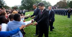Obama and Xi Jinping of China Agree to Steps on Cybertheft - The New York Times