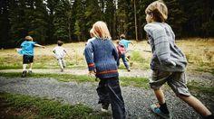 På syv uger har skolebørn og deres forældre forbedret sundhedstilstanden med 5-10-15-metoden.