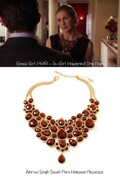 Lily Van der Woodsen_necklace