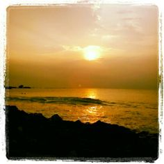 sunset atau sunrise hayooo? *followme on instagram