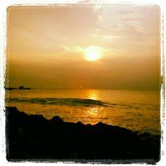 sunset atau sunrise hayooo? *followme on instagram