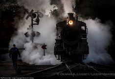 RailPictures.Net Photo: VALE 40 Valley Railroad Steam 2-8-2 at Essex, Connecticut by Dennis A. Livesey